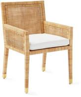 Serena & Lily Balboa Armchair with Cushion