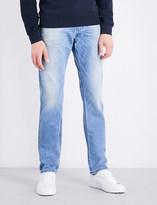 Diesel Belther regular slim-fit tapered jeans
