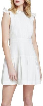Oxford Morris Lace Insert Dress