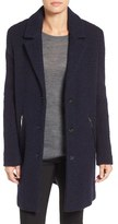 Calvin Klein Women's Boucle Walking Coat
