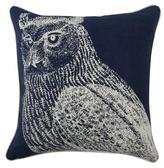 Thomas Paul Owl Resort Pillow