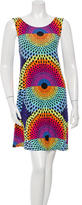 Mara Hoffman Knit A-Line Dress