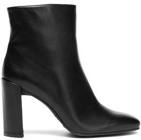 Stuart Weitzman Leather Ankle Boots