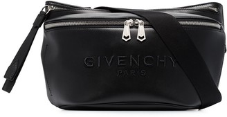 Givenchy large logo belt bag