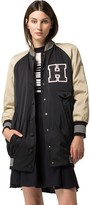 Tommy Hilfiger Collection Long Varsity Jacket