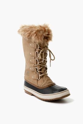 Sorel Khaki Joan of Arctic Boots