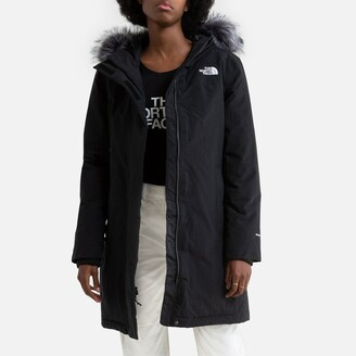 The North Face Recycled Long Arctic Parka with Hood
