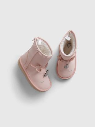 Gap Toddler Unicorn 3D Boots