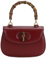Gucci BAMBOO CLASSIC 2 AZALEA TOP HANDLE BAG