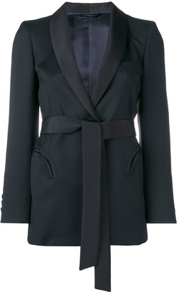 BLAZÉ MILANO Davos fitted blazer