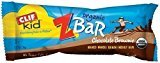 Clif Kid ZBar, Chocolate Brownie, 6 Count (Pack of 6 )