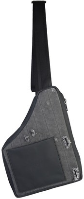 Diesel Co-lab Shoulder Bag With A-cold-wall