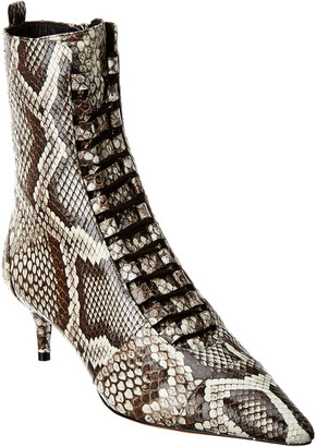 Alexandre Birman Millen Leather Bootie