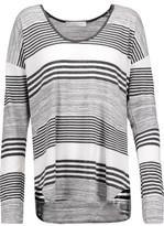 Kain Label Imogen Striped Stretch-Jersey Top