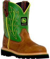 John Deere Boots Leather Wellington 2186 (Children's)
