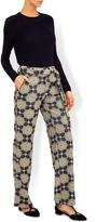Monsoon Goldie Printed Pyjama Trouser