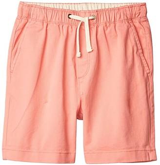 crewcuts by J.Crew Stretch Dock Shorts (Toddler/Little Kids/Big Kids) (Vintage Peri) Boy's Shorts