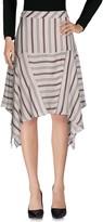 Pinko Knee length skirts - Item 35341531
