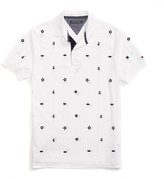 Tommy Hilfiger Classic Fit Nautical Polo