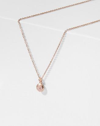 Ted Baker ELVINA Enamel button necklace