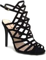 Qupid Ara cage sandal