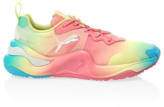 Puma Women's Rise Tie-Dye Sneakers