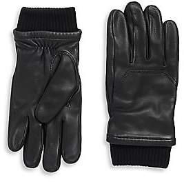 Canada Goose Men's Workman Leather Gloves