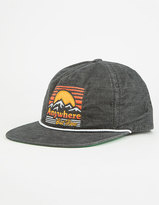 Neff Destination Mens Snapback Hat