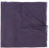 Rick Owens wrap scarf - women - Silk/Cashmere - One Size