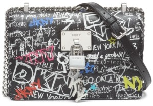DKNY Elissa Flap Shoulder Bag