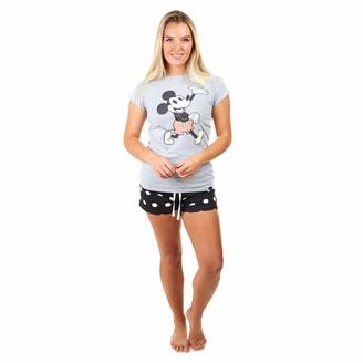 Disney Women's Mickey Proud Pajama Set