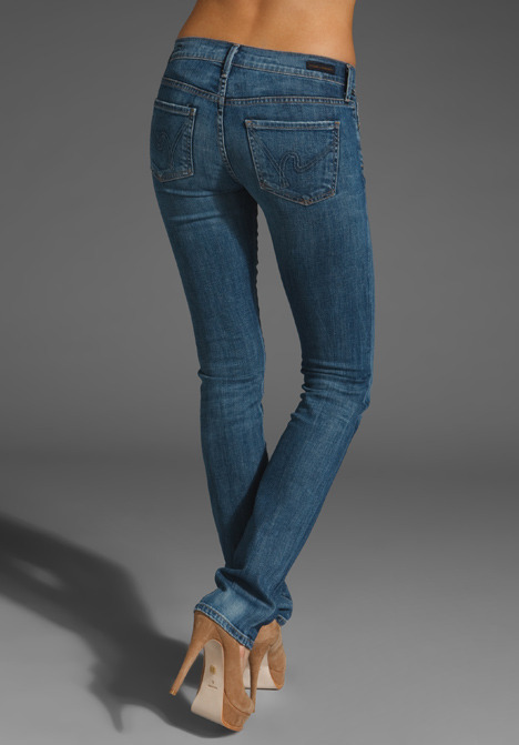 Citizens of Humanity Jeans Ava Straight Leg