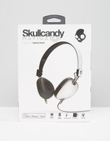 Skullcandy Skull Candy Navigator On-Ear Headphones with Mic White/Black