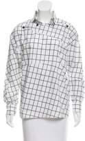 Tomas Maier Long Sleeve Printed Top
