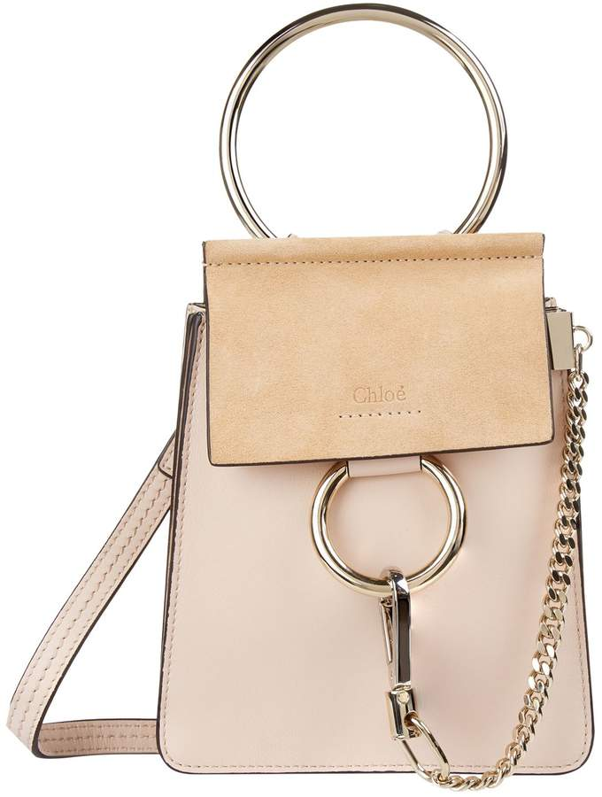 Chloé Mini Faye Bracelet Bag