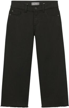 DL1961 Girl's Lily Wide-Leg Denim Jeans, Size 7-16