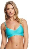 Splendid Stitch Solid Bralette Bikini Top 8152492