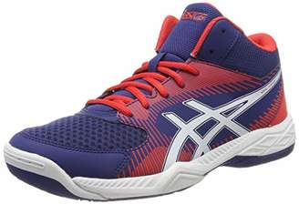 Asics Men's Gel-Task Mt Volleyball Shoes, (Blue Print/White 400)
