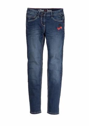 S'Oliver Girl's 66.902.71 1/330 Jeans