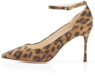 Marion Parke Muse Pump in Leopard