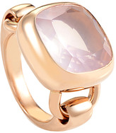 POIRAY Poiray 18K Rose Gold Quartz Ring