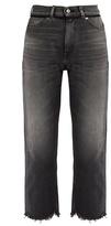 Golden Goose Deluxe Brand Komo raw-hem straight-leg jeans