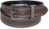 Dickies Men's 1 3/8 in. Reversible Bridle Belt With Plaque