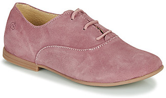 Citrouille et Compagnie MISTI girls's Casual Shoes in Pink