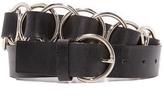McQ Alexander McQueen Multi Ring Belt