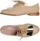 Oscar de la Renta Lace-up shoes