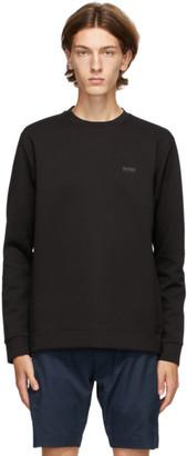 HUGO BOSS Black Salbo X Regular Fit Sweatshirt