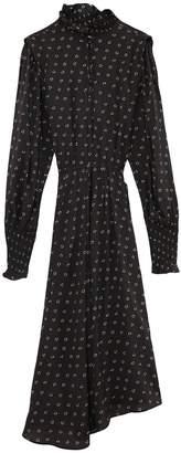 Etoile Isabel Marant Cescott Dress in Black