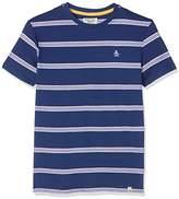 Original Penguin Boy's Birdseye Stripe T-Shirt