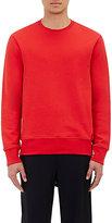 Tim Coppens Men's Devil-Patch Sweatshirt-RED